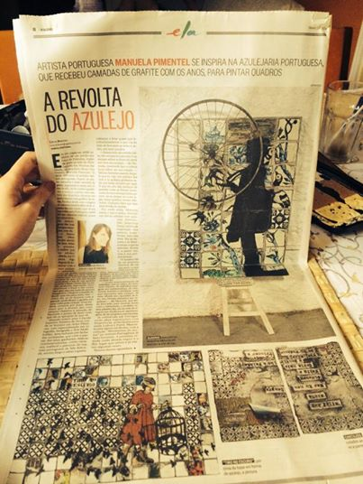 Jornal Globo-Brasil   CADERNO ELA  - 2014